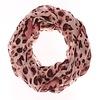 Neckermann Dames sjaal Gr. één maat - roze gewerkt
