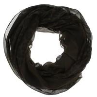 Dames sjaal Gr. één maat - donkergroen