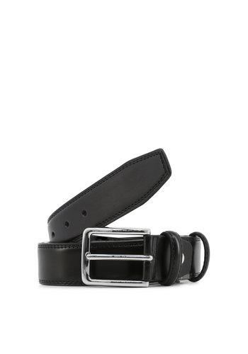 Carrera Jeans Herrengürtel schwarz