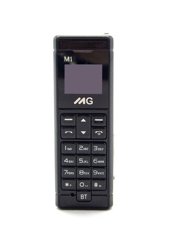 MG Mobile Kleinste GSM Telefoon met Stemvervormer