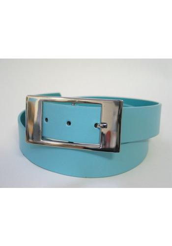 Young Spirit Ceinture bleu clair avec boucle design