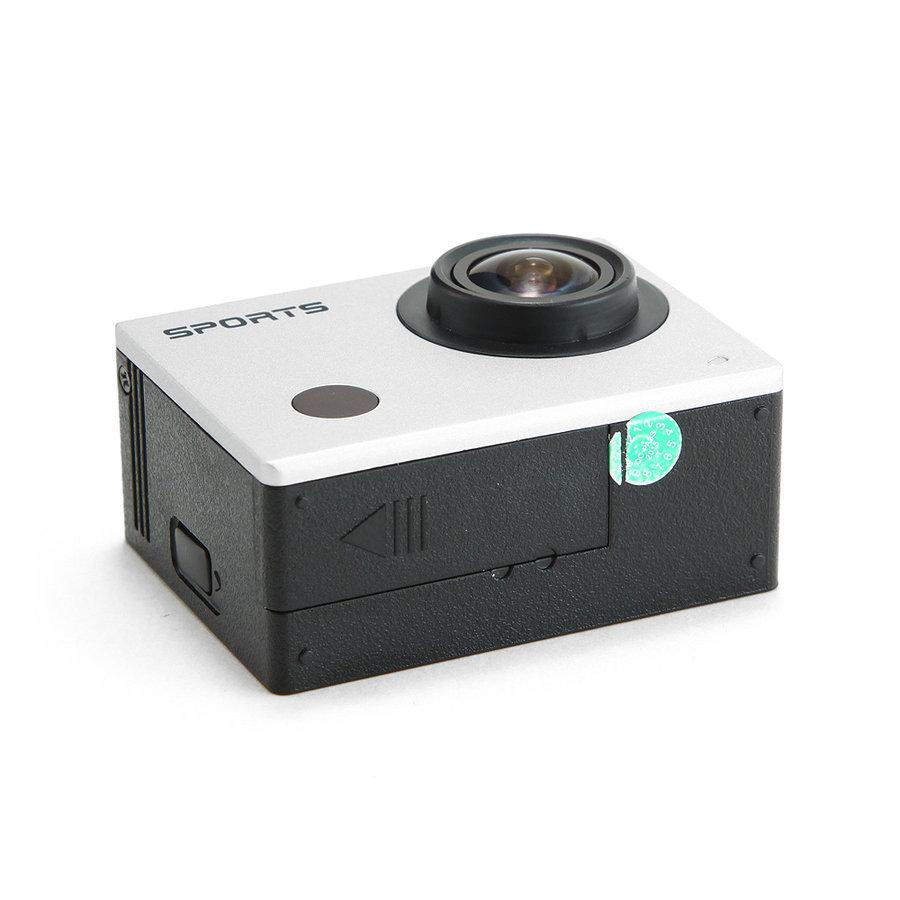 Caméra d'action Full HD WiFi avec boîtier étanche
