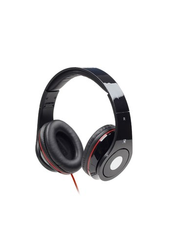 GMB-Audio Headset 'Detroit' schwarz