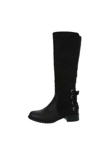 Neckermann Damen Classic Boots - Schwarz