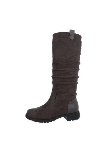 Neckermann Damen Classic Boots Grau