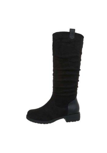 Neckermann Damen Classic Boots Schwarz