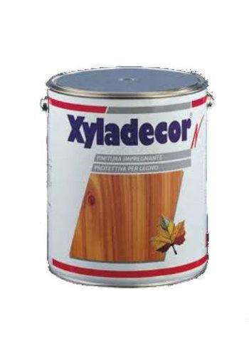 Xyladecor Holzinsektizid-Imprägniermittel - Walnuss - 5 Liter
