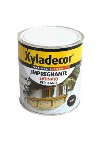 Xyladecor Agent d'imprégnation - mat - noix - 5 litres