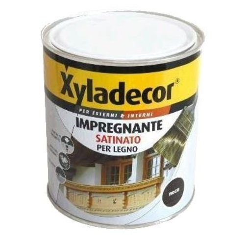 Xyladecor Impregneermiddel - mat - walnoot - 5 liter