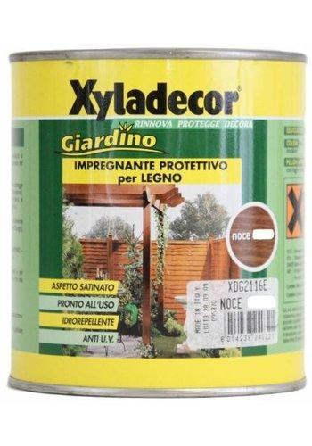 Xyladecor Agent d'imprégnation du bois - Noyer - 750 ml