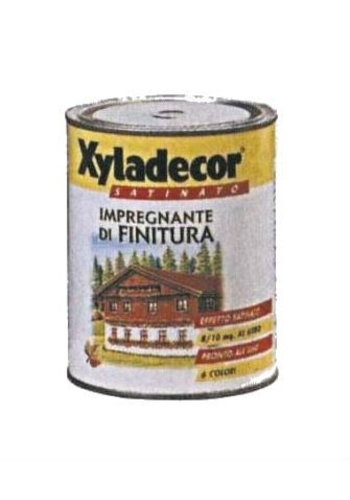 Xyladecor Holzimprägniermittel - seidenmatt - 5 Liter