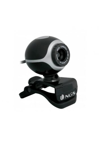 NGS Technology Webcam avec microphone