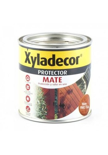 Xyladecor Protector MATE - dennenhout thee - 375 ML