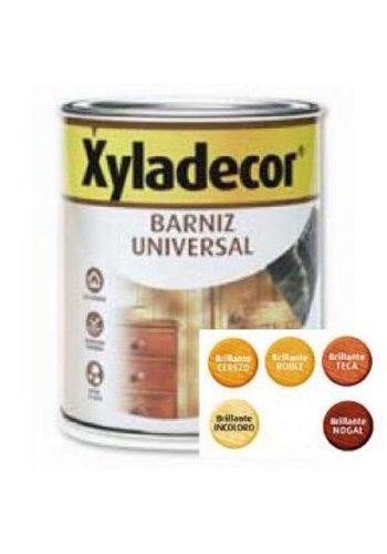 Xyladecor Vernis - universeel - kleurloos satijn - 750 ml