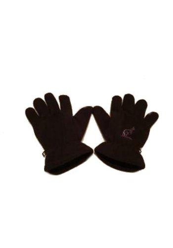 Australian Fleece handschoenen - zwart of grijs