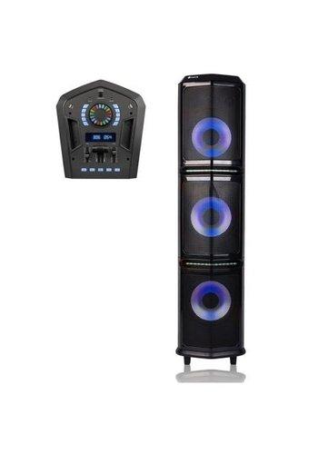 NGS Technology Draagbare Luidspreker Wildtrap 3-600w-Bluetooth