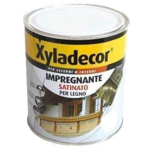 Xyladecor Impregneermiddel - mat - kastanje - 750 ml