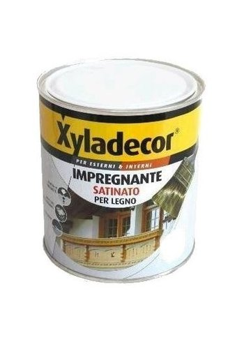 Xyladecor Impregneermiddel - mat - kleurloos satijn - 750 ml