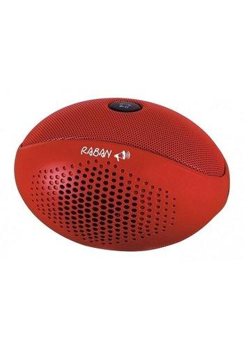 Eltra Haut-parleur Bluetooth RABAN BT-411 | rouge