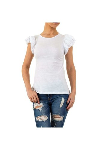 USCO Damenhemd weiß