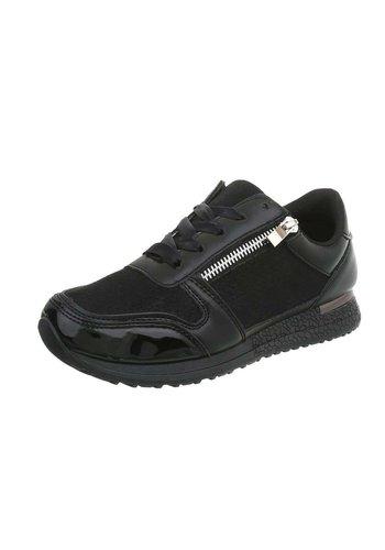 Neckermann Dames sportschoenen zwart