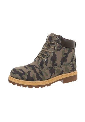 Neckermann Heren schoenen camouflage