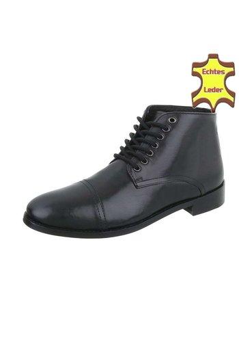 Neckermann Chaussures homme cuir noir