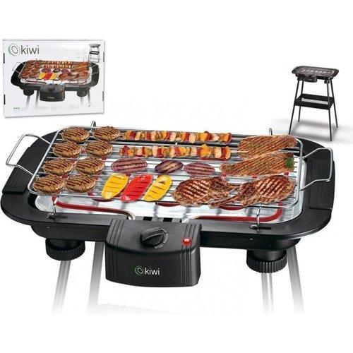 Kiwi Barbecue électrique - 2000W - 38x22 cm