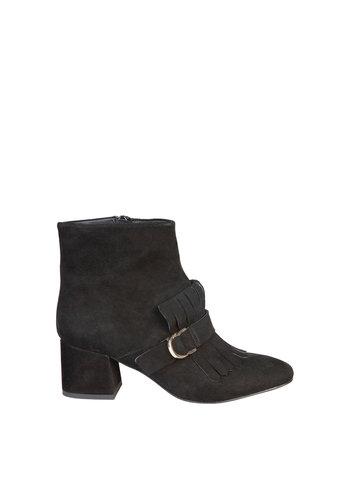 Fontana 2.0 Dames laarzen zwart met gesp