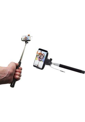 Denver Electronics Bâton Selfie Noir SAX-10