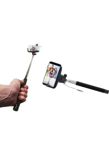 Denver Electronics BLACK Selfie Stick SAX-10