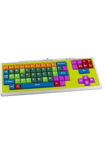 Esperanza Pädagogische USB-Tastatur für Kinder