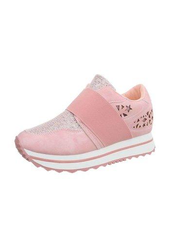Neckermann Chaussures dames rose