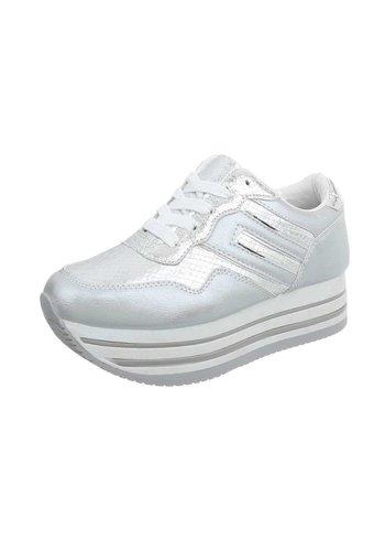 Neckermann Chaussures de sport pour femme argent