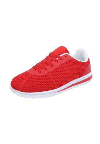 Neckermann Heren sportschoenen rood