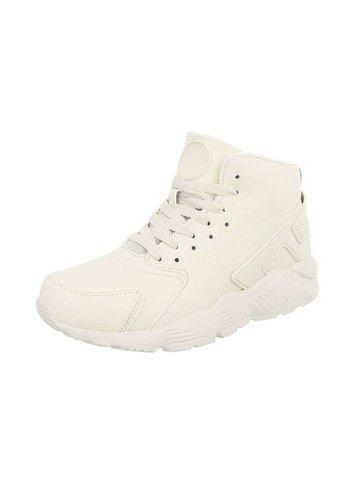 Neckermann Chaussures de sport femme beige