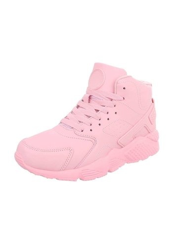 Neckermann Chaussures de sport dames rose