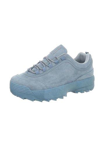 Neckermann Chaussures de sport femme bleu