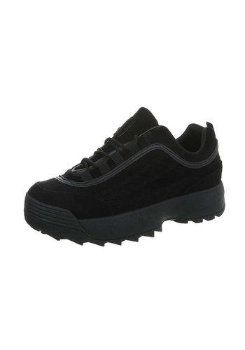 Neckermann Chaussures de sport dames noir