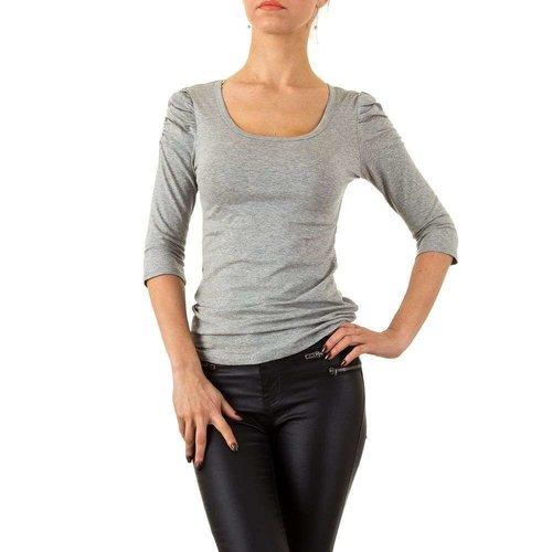 USCO Chemise femme grise