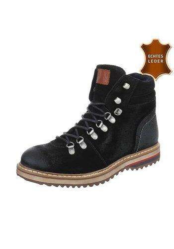 Neckermann Chaussures en cuir noir
