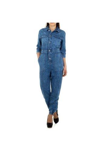 Neckermann Damen Overall von Laulia - blue