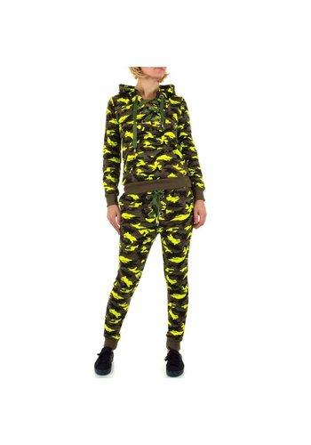 EMMA&ASHLEY DESIGN Damen Overall von Emma&Ashley Design - Y.camouflage