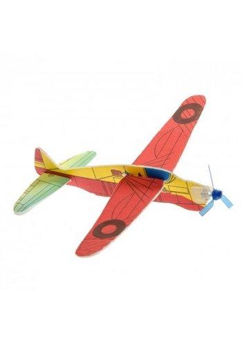 Neckermann Foam Vliegtuigje - 19 x 19 x 3,5 cm