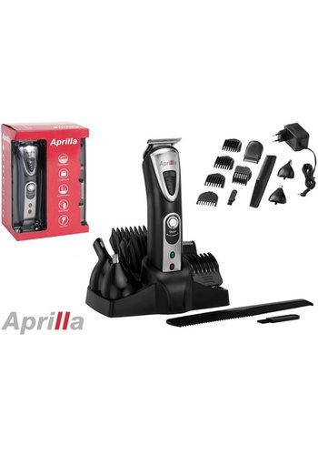 Aprilla Tondeuse à cheveux rechargeable 5 en 1 AMG6001