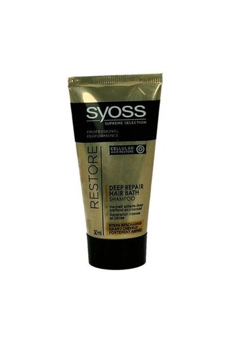 Syoss Shampooing Restore - 30 ml