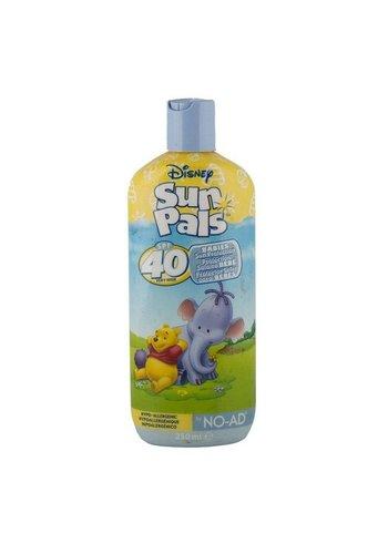 NO-AD Sun Pals - Spray solaire 250 ml - SPF 40