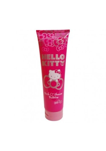 Hello Kitty Showergel - bubbels - 300ml