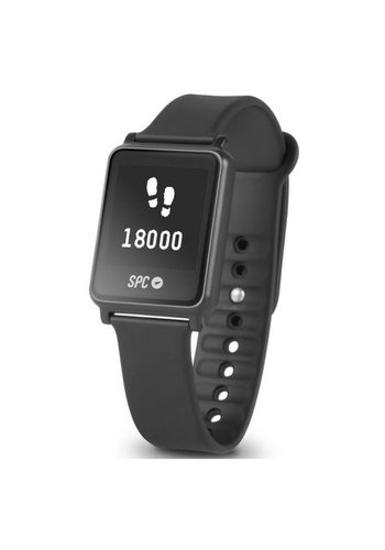 "SPC Smartwatch met Stappenteller SPC 9616T 1.28"" Bluetooth 4.0 Titanium"