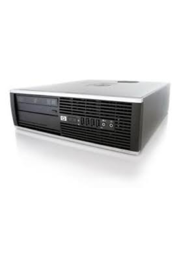 Hewlett Packard Hp remis à neuf 6200sff i5 -4096-250-dvd-win7